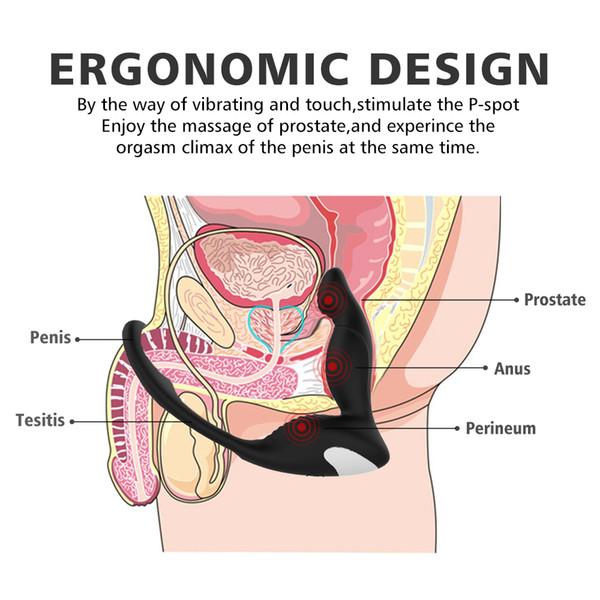 como masajear la próstata sin penetración