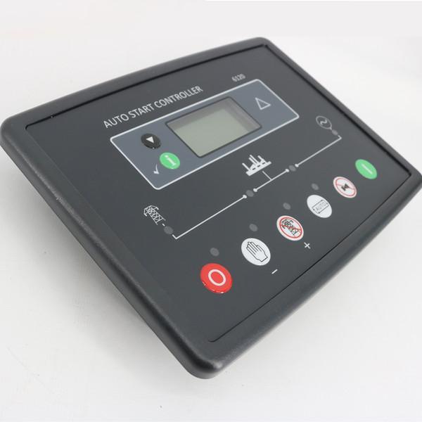 Electrónica DSE6120 Módulo de control de red automático Proporciona una verdadera detección del generador