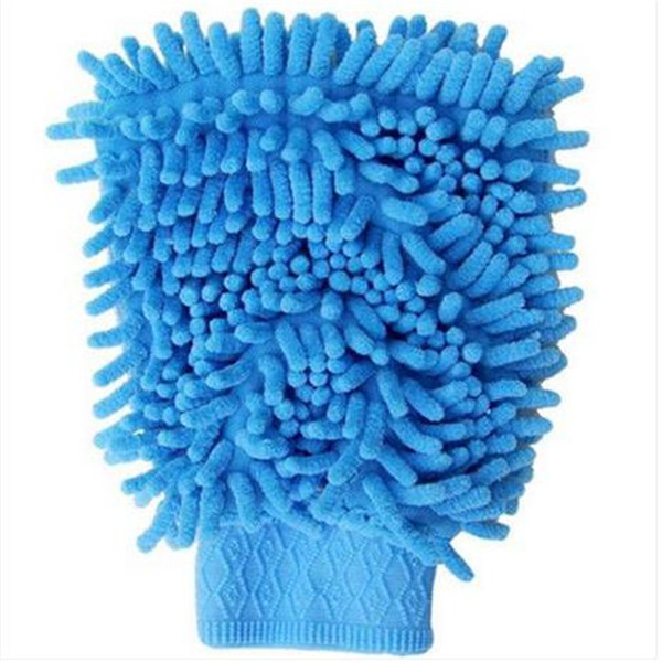 wholesales Great Mitt Window Washing Home Cleaning Duster Towel Mitten Color Random Car Cleaning Cloths Household Cleaning Tools