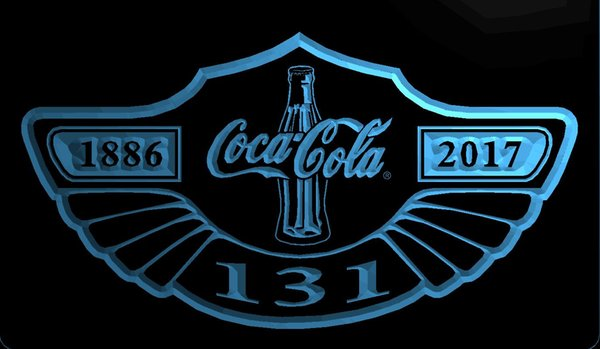 LS1879-b-Drink-Decor-1886-2017-Neon-Light-Sign Decor Spedizione gratuita Dropshipping All'ingrosso 8 colori tra cui scegliere