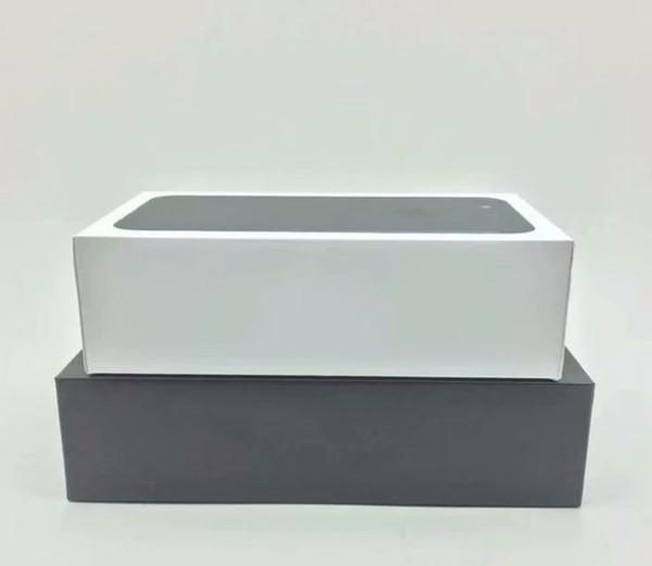 Fábrica caixa de telefone celular caixa de varejo vazio para iphone 5 5s 6 6 s plus 7 8 mais x para samsung s4 s5 s6 s7 borda s8 s9 nota 4 sem acessórios
