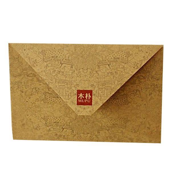 Großhandel 10 Teile Los Vintage Retro Kraftpapier Umschlag Für Visitenkarte Hohe Qualität Umschlag Schule Bürobedarf Von Newcute 23 24 Auf