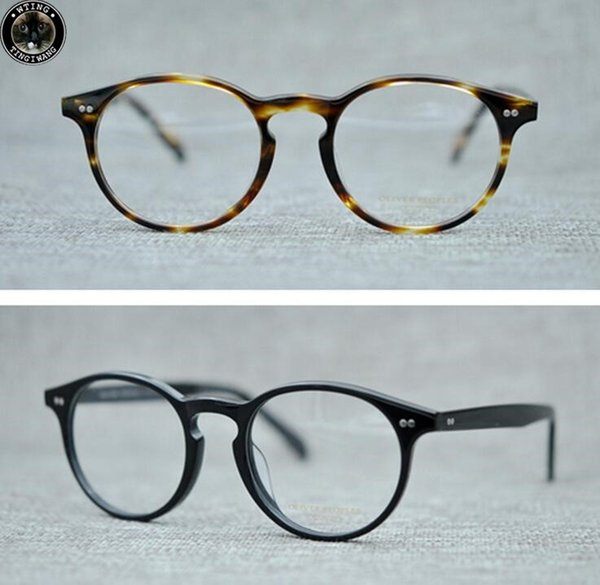 Compre Marca Oliver Peoples Fashion Ultralight Marcos Ovales De Gran ...