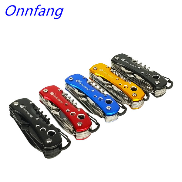 Classic Swiss Knife Outdoor Camping Survival Army Folding Knife Multifunctional Tool Multi Purpose Army Knife Fast Shipping