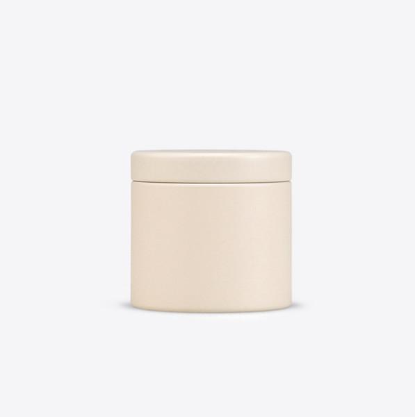 Круглый мини прекрасный чай оловянные коробки запечатаны конфеты случае офис дома хранения металла чай коробка Оптовая