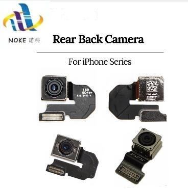 Neue rückfahrkamera hintere hauptlinse für iphone 5 s 6 6 s plus 7 7 g 7 plus 8 8 plus x große rückseitige kamera flex kabelband
