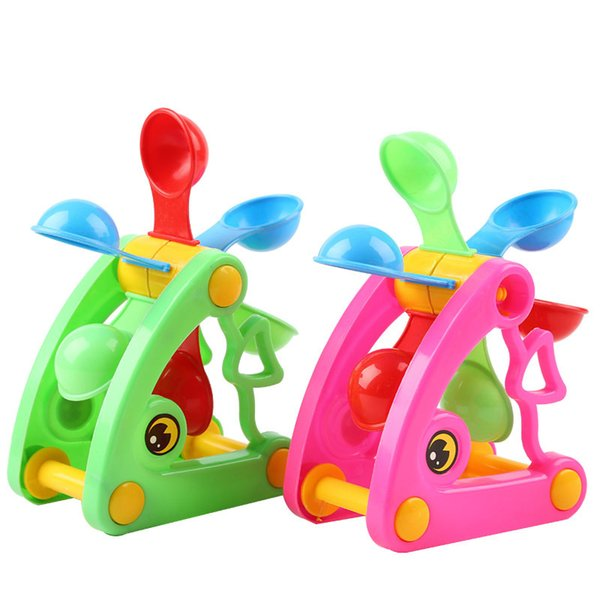 Windmill Waterwheel Summer Toys Play Sand Water Toys Tool Swimming Pool Bathing Beach Party Child's Play Kids Bath Toy
