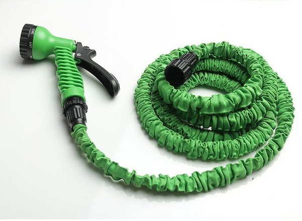 Garden Telescopic Hose 50FT Magic Expandable Hose Water Pipe 2 Colors Supplies Water Hose
