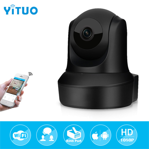 TOP Quality 1080P 960P Full HD Wireless IP Camera CCTV WiFi Home Surveillance Security Camera System Indoor PTZ Camera