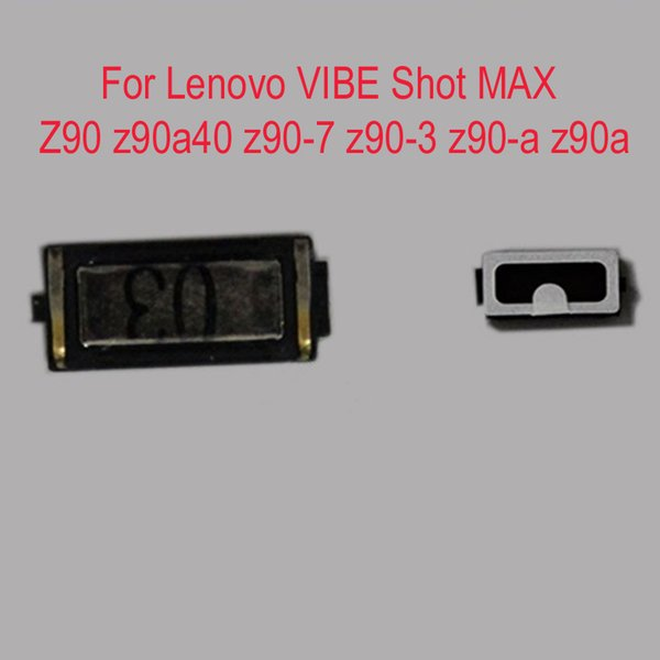 2018 Top Fashion Top Quality Earpiece Ear Speaker Receiver for Lenovo Vibe Shot Max Z90 Z90a40 Z90-7 Z90-3 Z90-a Z90a Phone Spare Parts