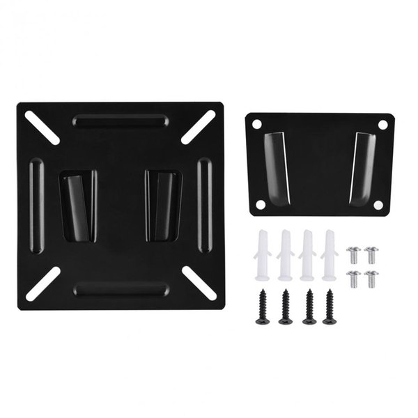 tv Wall-mounted Stand Bracket Holder for 12-24 Inch LCD LED Monitor TV PC Screen Universal 20