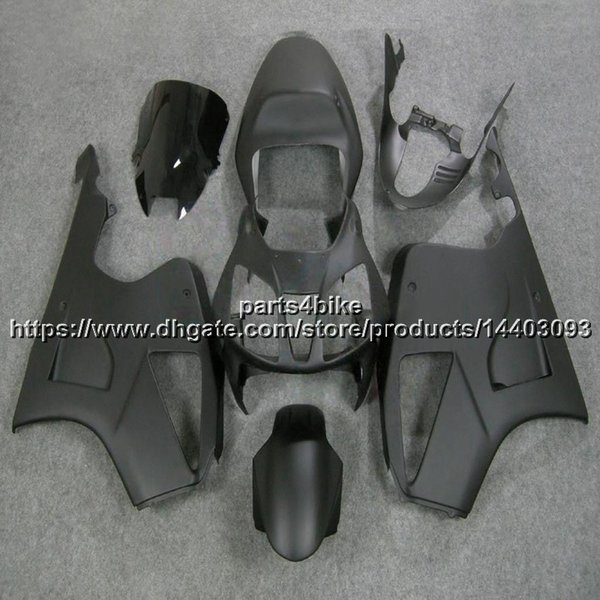 23colors+Gifts Matte Black motorcycle Fairing For Honda VTR1000SP1 2002 2003 2004 2005 2006 RC51 ABS plastic kit