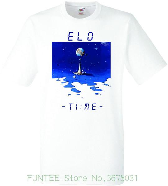 Women's Tee Elo Time T-shirt Dye Sublimation Printed 2018 Kawaii Cotton T Shirt Women
