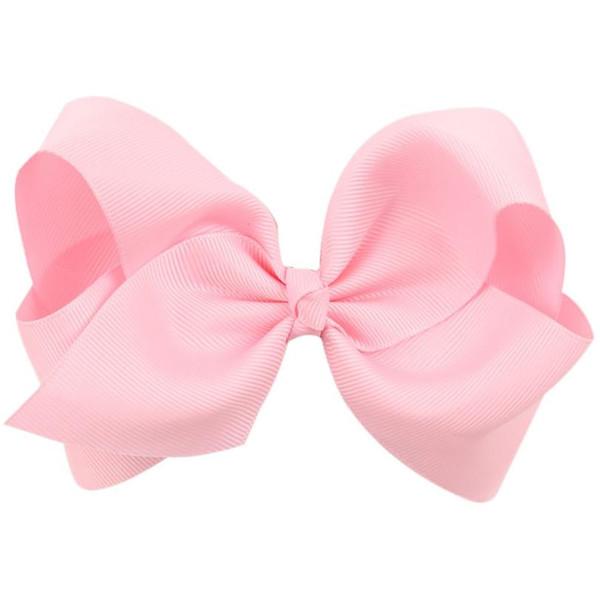 Kai yunly 1 STÜCK kinder Schmetterling Knoten Haarspange Haarnadel Haarnadel Zubehör Headwear Rosa August 22