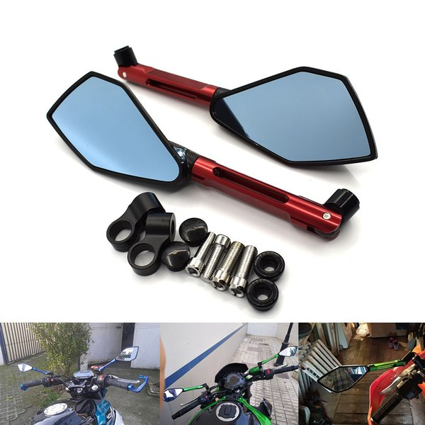 For Rearview Mirrors For KTM Duke 390 125 690 200 250 990 1290 Adventure R SMC CNC Rear view Mirror Motorcycle Scooter Accessories