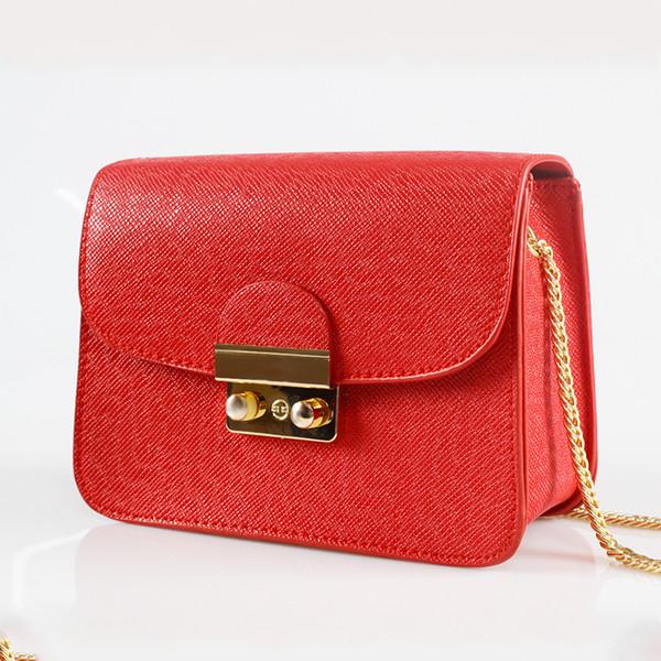 Arsmundi New Women Chain Solid Bag Designer Brand Purses And Handbag  Fashion Women s Clutch Summer Shoulder Bags for Women 2018 913b74a807b4f