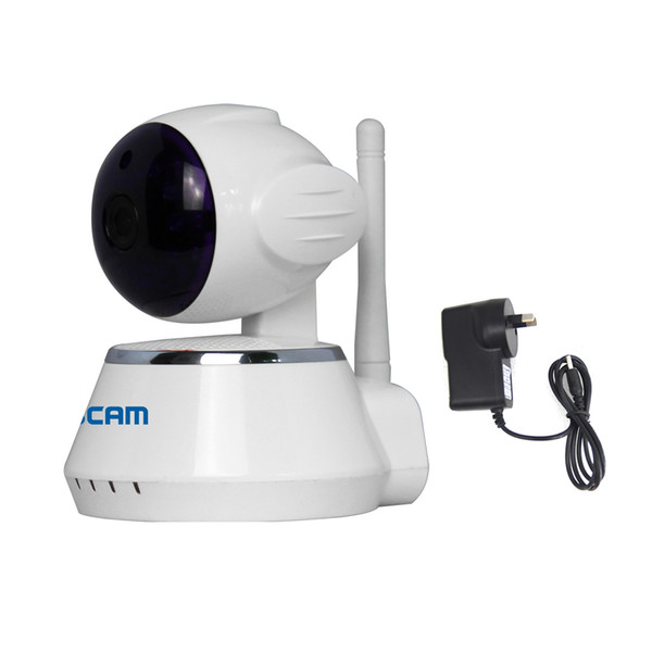 ESCAM QF510 Secure Dog WiFi Alarm IP Camera IR Night Vision Anti-fire Anti-gas 720P Security Device