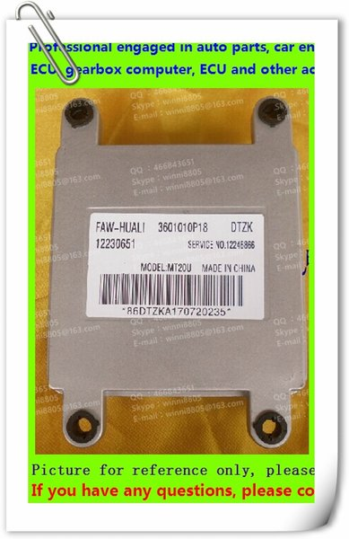 For car engine computer/MT20U ECU/Electronic Control Unit/Car PC/Happy angel 04MY 12230651 3600010P18