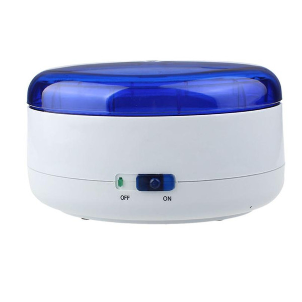 Battery Operated Watch Eyeglasses Jewelry Mini Ultrasonic Wave Cleaner cleaning machine Winder #100718
