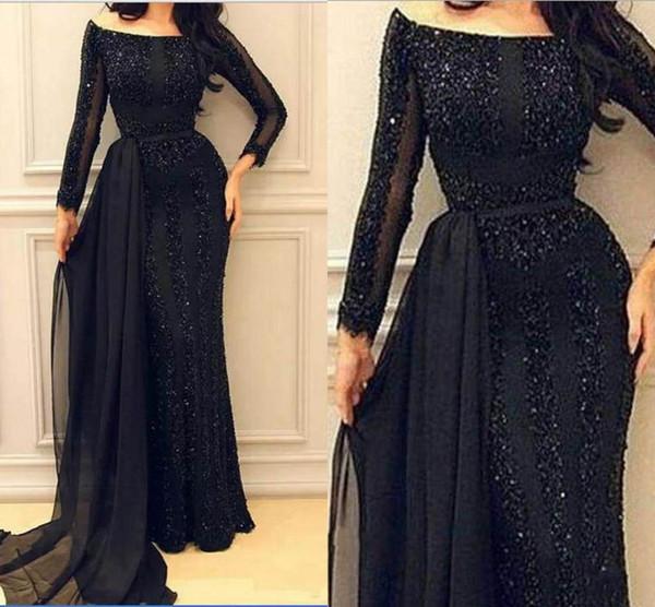 Schwarze kleider fur besondere anlasse