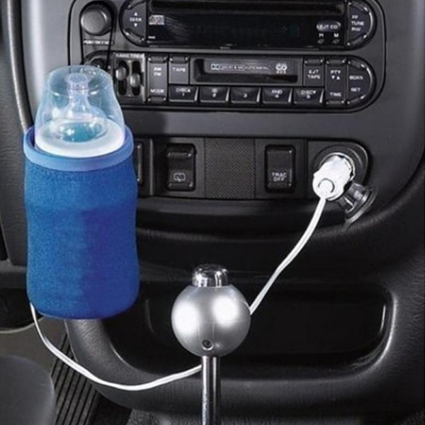 Portable 12V voiture multifonction bole chauffage électrique chaud tasse à lait ensemble voiture isolation chauffage chaud dispositif à lait