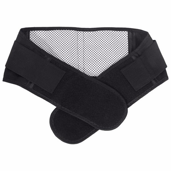 Tourmaline Self-heating Waist Brace Support Belt Pain Relief Magnetic Therapy Lower Back Lumbar Brace Tourmaline Belt Cummerbund