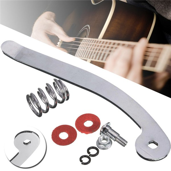 best selling A Set Guitar Tremolo Bar+Spring Arm Nut Bass Tremolo System For Guitar Musical Stringed Instruments Accessories