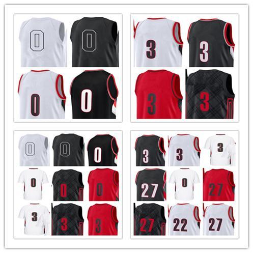 finest selection c902d dd1d2 2018 2017 18 New All Star Men'S #0 Damian Lillard Jersey #3 Cj Mccollum  National Basketball Jerseys From Jackyjerseys2018, $14.09 | Dhgate.Com