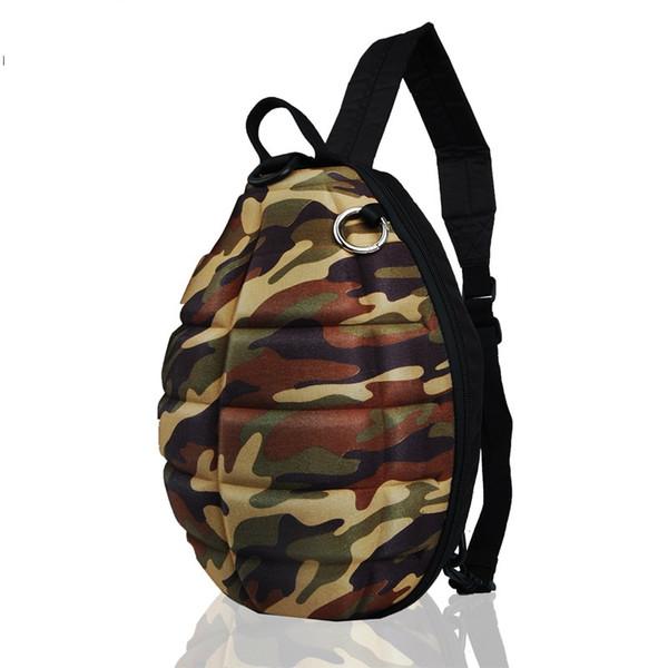 Designer de mochila casal sling bomba saco homens mulheres moda personalidade saco de ombro do jardim de infância estilingue no peito b tartaruga shell schoolbag