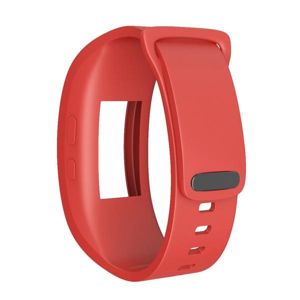 Спорт Мягкий силиконовый Wirstband замена ремешок для Sansung Gear Fit 2/ Fit 2Pro браслет Браслет ремешок Smartwatch