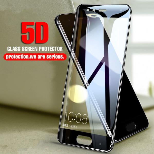 5d de vidro de proteção para xiaomi mi a1 5x a2 6x 6 cobertura completa filme protetor de tela para xiaomi mi6 a1 a1 temperado filme de vidro