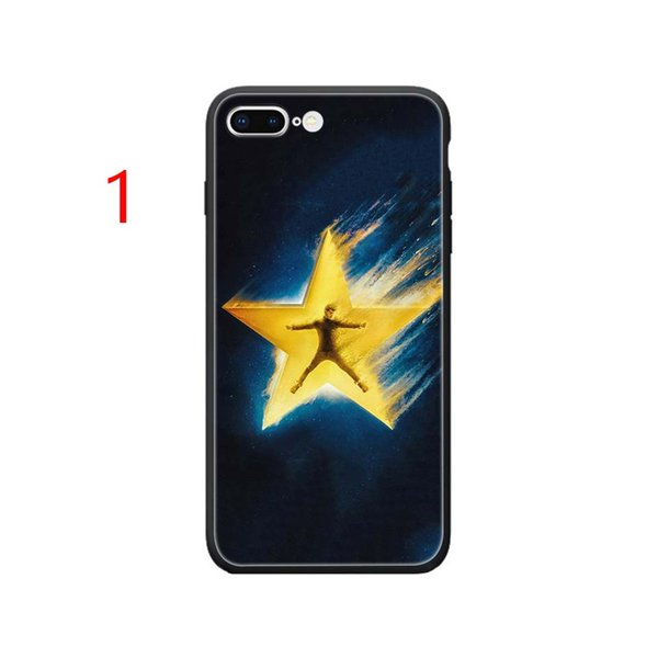 Singer Bazzi Soft Black TPU Phone Case For IPhone XS Max XR 6 6s 7 8 Plus 5  5s SE Cover Custom Leather Cell Phone Cases Customize Your Own Cell Phone