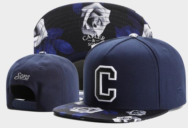 Top vendita Swag stile di marca cayler e figli figlio snapback caps hip hop berretto da baseball cappello cappelli per uomo donna ossa snapbacks osso gorras