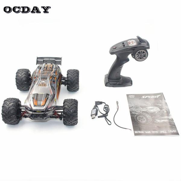 Profissional 4WD RC Car 1:16 Motores de Alta Velocidade Unidade Buggy Controle Remoto Rádio Controlado Máquina Off-Road Carros Brinquedos para o miúdo H