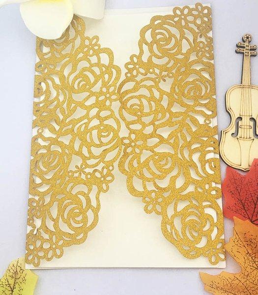 Color:Gold glitter paper