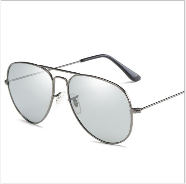 Polarizing sunglasses driver's driving mirror day and night dual-use anti ultraviolet toad
