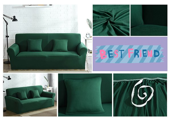 Awesome Maxkathy Stretch Couch Covers Sofa Slipcovers Fitted Loveseat Cover Seat Furniture Protector Factory Wholesale Pricearmy Green Cheap Chair Covers For Creativecarmelina Interior Chair Design Creativecarmelinacom