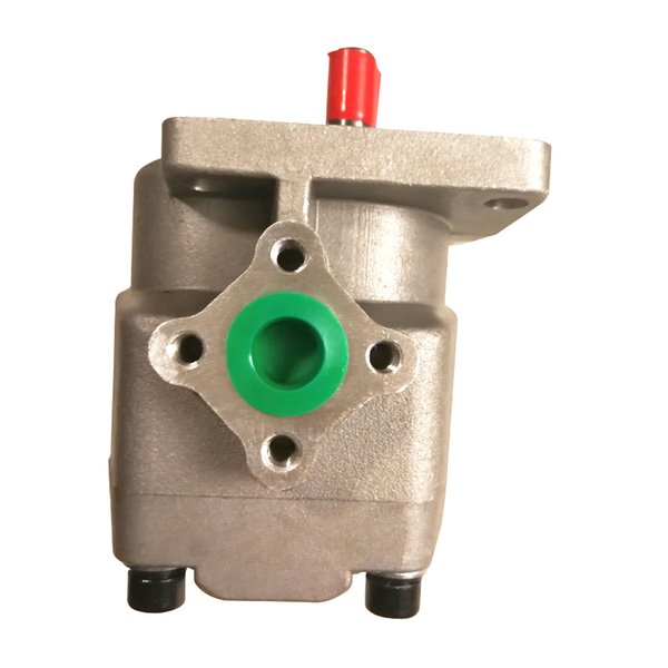 top popular Hydraulic oil pump HGP-2A-F2R HGP-2A-F4R HGP-2A-F6R HGP-2A-F9R HGP-2A-F10R HGP-2A-F12R gear pump high pressure light pump 2020