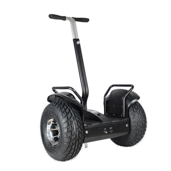 19 Inch Off Road Electric Scooter Big Wheel 2 Wheel Electric Scooter For Adult Hoverboard Golf Scooter Board