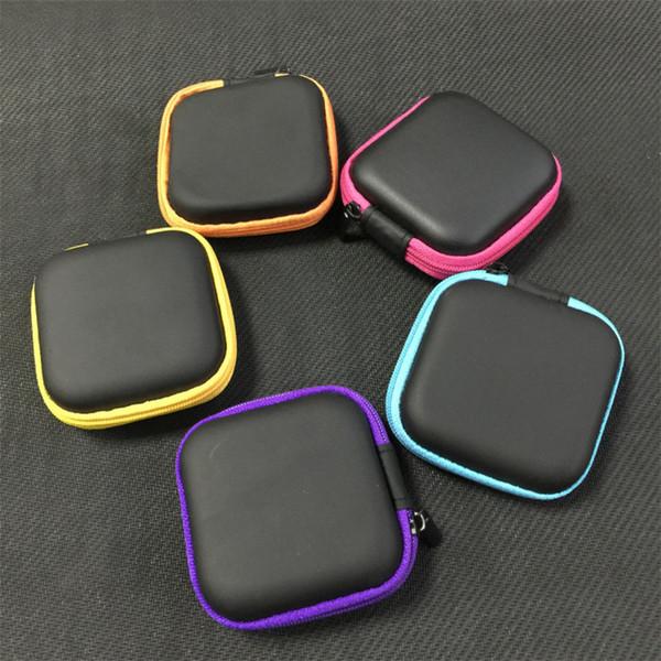 Çok fonksiyonlu elektronik cigaree aksesuar çantası Koruyucu çanta Bobin Vape Cep RTA RBA Mod Takımı DIY Aracı Kılıf