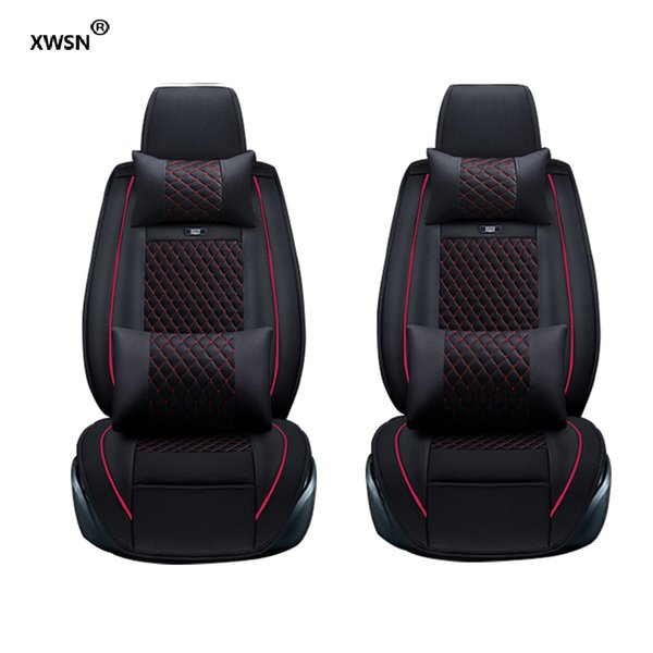 Remarkable Xwsn Special Leather Car Seat Cover For Audi A6L R8 Q3 Q5 Q7 S4 S5 S8 Rs Tt Quattro A1 A2 A3 A4 A5 A6 A7 A8 Car Accessories Seat Covers Truck Seat Spiritservingveterans Wood Chair Design Ideas Spiritservingveteransorg