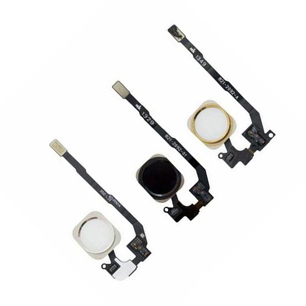 Apple iPhone 5 SE için Flex Kablo Şerit Değiştirme ile Ev Düğme Meclisi !!