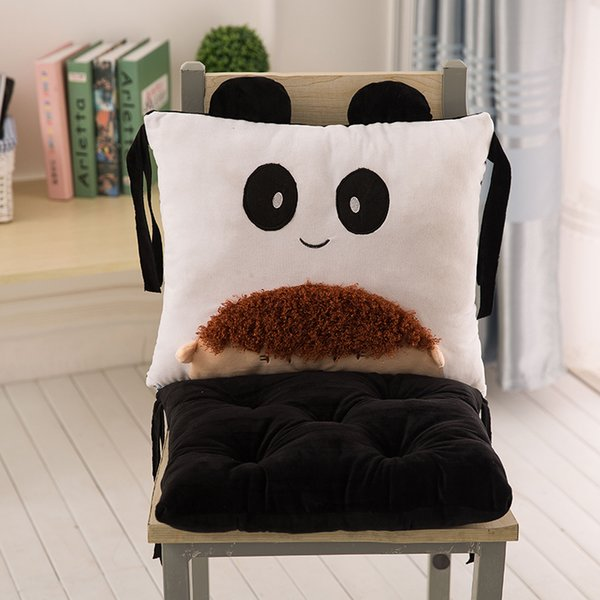 Cartoon Office Chair Cushion Seat Pad,Outdoor Cushions Chair Cushions for Kitchen Chairs Seat Cushions Decorative Throw Pillows