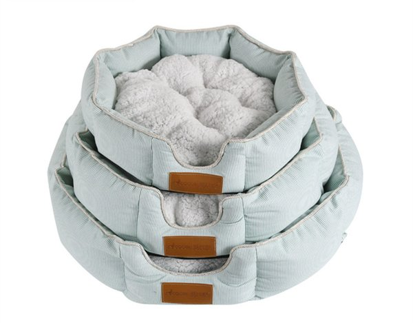 top popular S M L Pet Beds Ready Stock Dogs Cats Pet Mat Air Conditioning Comfortable Soft Kennel Cat Litter 2020