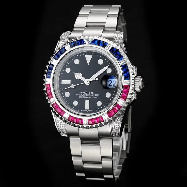 Silver Black blue pink: RL3