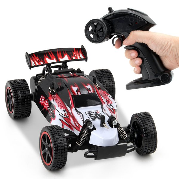 Foreign trade small package, 1:20 charging high speed cross country climbing remote control vehicle model toy