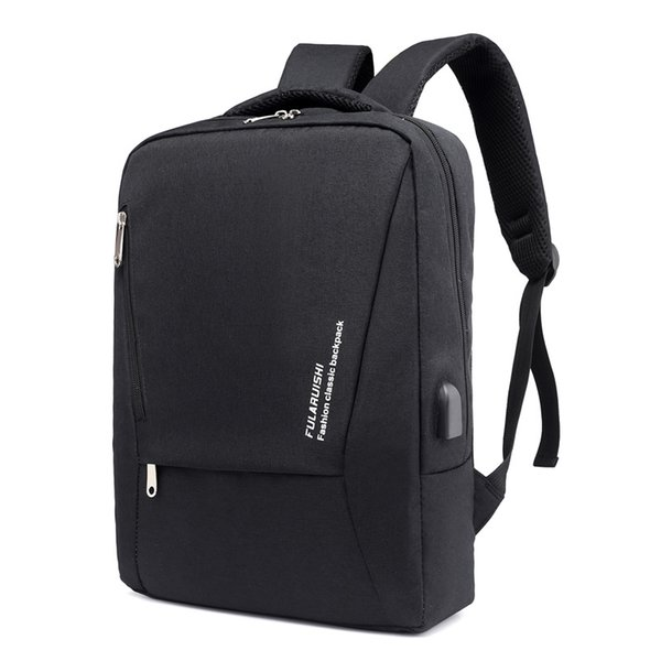 Men's USB Charging Backpack Multifunction Laptop Computer Bags Male Outdoor Sports Fitness Running Tourism Camping Training Bags