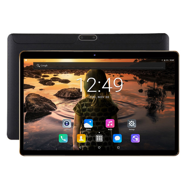 10 inç Tablet PC Android 7.0 Octa Çekirdek 4 GB RAM 64 GB ROM WiFi Bluetooth 5.0MP GPS telefon Tablet pc 10.1 inç IPS 1280 * 800