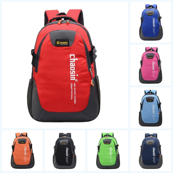 Travel Water Proof Hiking Backpack Fashion Creative Big Capacity Color Outdoors Knapsack Brand Fashion Luxury Designer Bags 21mg jj