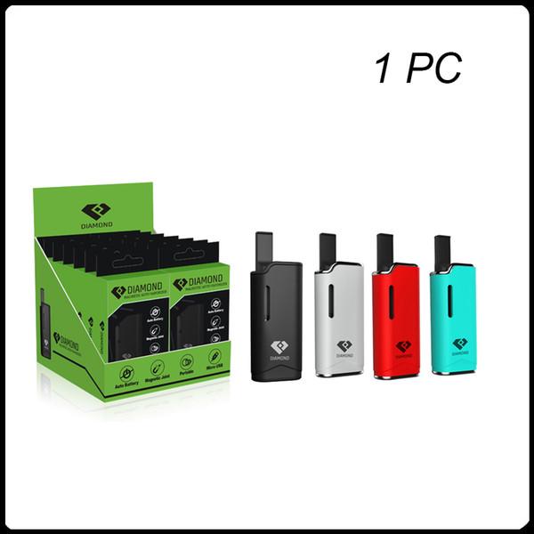 Originale 1pc Airis Diamond V11 Kit Vaporizzatore 280mAh Batteria Auto Vape Mod Kit Air-operated Kit Premium Vaporizzatore E Sigaretta Multi Colori